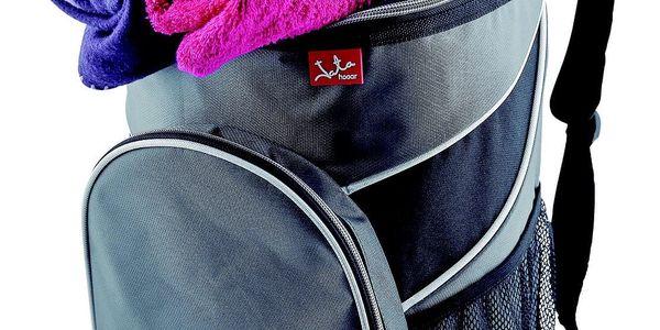 Chladící taška JATA 985 šedá/modrá2