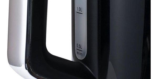 Concept RK3171 rychlovarná konvice s termoregulací Cool Touch 1,7 l, černá3