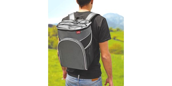 Chladící taška JATA 985 šedá/modrá3
