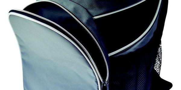 Chladící taška JATA 985 šedá/modrá5