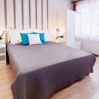Bük blízko termálů: Apartmán Szanyi s kuchyňkou - ideální až pro 3 osoby