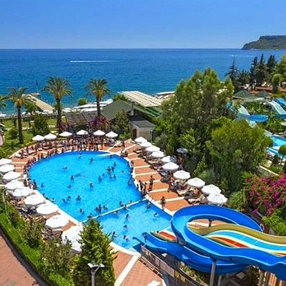 Turecko - Kemer letecky na 9 dnů, all inclusive