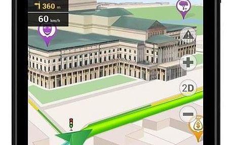 Navitel T757 LTE, tablet černá