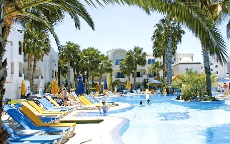 Tunisko - Hammamet letecky na 4-15 dnů, all inclusive