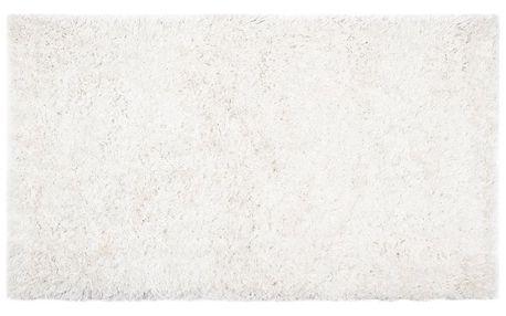 Bo-ma Kusový koberec Emma bílá, béžová, 60 x 100 cm