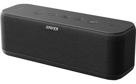 Přenosný reproduktor Anker SoundCore Boost černý