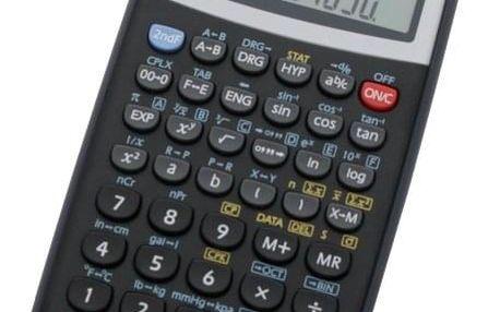 Kalkulačka Citizen SR-260N černá (SR-260N )