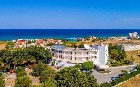 Kypr - Severní Kypr na 8 dní, polopenze nebo snídaně s dopravou letecky z Prahy