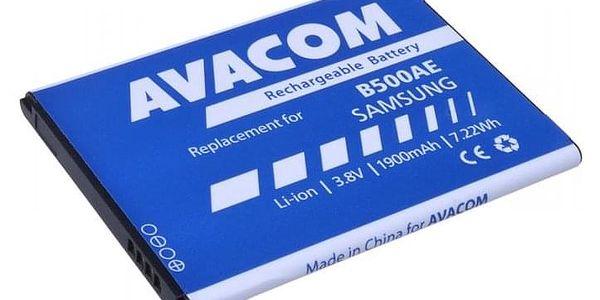 Baterie Avacom pro Samsung Galaxy S4 mini, Li-Ion 1900mAh (náhrada EB-B500BE) (GSSA-9190-S1900A)