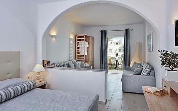 Aegean Plaza Hotel, Santorini, letecky, snídaně v ceně3
