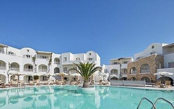 Aegean Plaza Hotel, Santorini, letecky, snídaně v ceně4