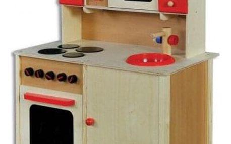 Dřevěná kuchyňka STRAKOŠ AD 266 - EXPD 79 - výprodej