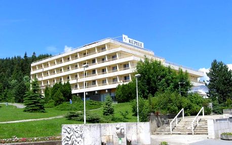 Seniorský pobyt v lázních od 60 let, Vysoké Tatry