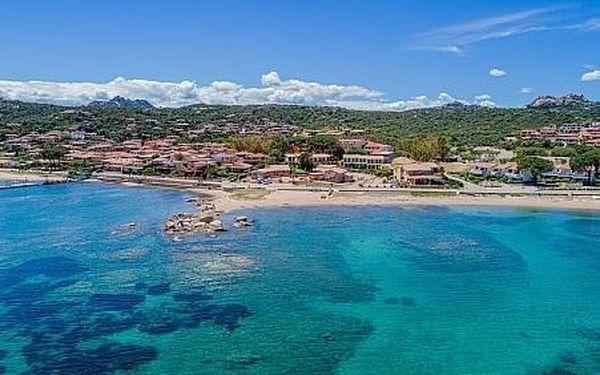 Blu Laconia Village, Sardínie, letecky, plná penze2