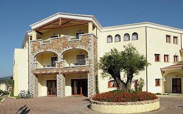 Blu Morisco Village, Sardínie, letecky, all inclusive5