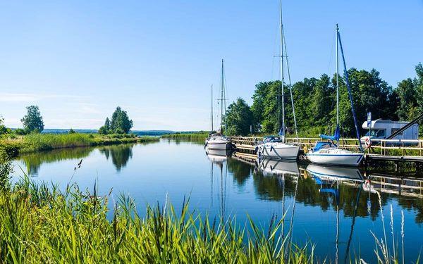 Švédsko - země barevných měst, lesů a vody, letecky, snídaně v ceně5