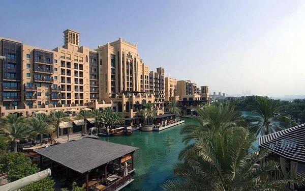 10.10.2019 - 13.10.2019   Spojené arabské emiráty, Dubaj, letecky na 4 dny polopenze4