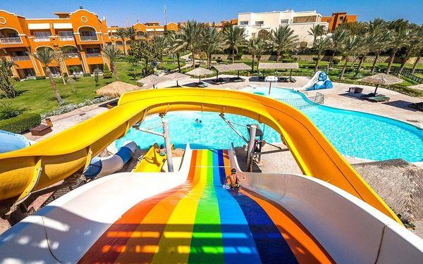 Egypt - Hurghada na 4 až 8 dní, all inclusive s dopravou letecky z Prahy