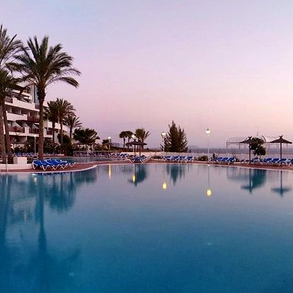 Kanárské ostrovy - Lanzarote na 8 až 15 dní, all inclusive s dopravou letecky z Prahy