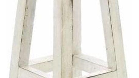 Divero VINTAGE 47297 Designová retro stolička vzhledu - výška 40 cm