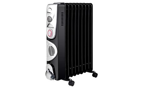 Olejový radiátor Ardes 4R09BTT černý
