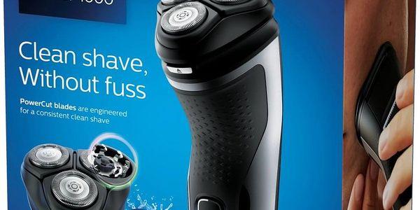Holicí strojek Philips Series 1000 S1332/41 černý3