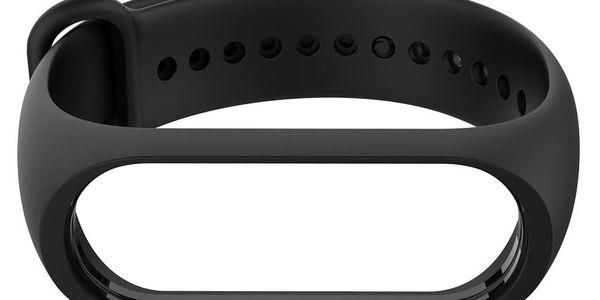 Náramek Xiaomi pro Mi Band 3 a Mi Band 4 (23720) černý3