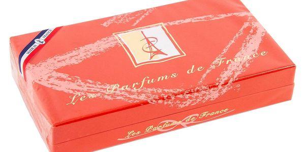 Dárková sada francouzských parfémů Charrier Parfums DR200, 10 ks3