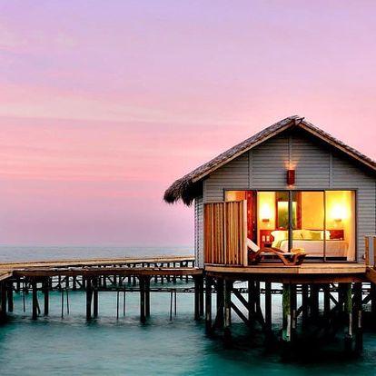 Maledivy - Severní Atol Male na 9 dní, all inclusive s dopravou letecky z Prahy