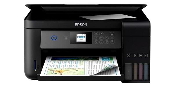 Tiskárna multifunkční Epson L4160 černý (C11CG23401)