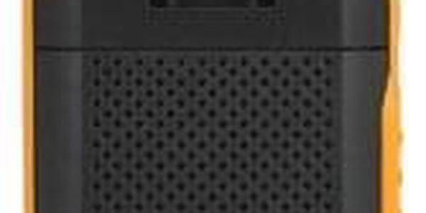Vysílačky Motorola TLKR T82 Extreme Quad Pack (B8P00810YDEMAQ) černý/žlutý + DOPRAVA ZDARMA3