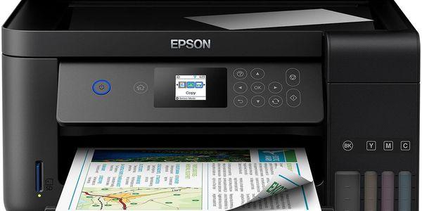Tiskárna multifunkční Epson L4160 (C11CG23401) černý + DOPRAVA ZDARMA3