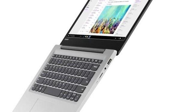 Notebook Lenovo S130-14IGM šedý + MS Office 365 pro jednotlivce (81J20047CK) + DOPRAVA ZDARMA4