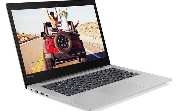 Notebook Lenovo S130-14IGM šedý + MS Office 365 pro jednotlivce (81J20047CK) + DOPRAVA ZDARMA5