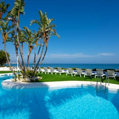 Španělsko - Costa Del Sol na 8 dní, snídaně, polopenze nebo all inclusive s dopravou letecky z Prahy, Costa Del Sol