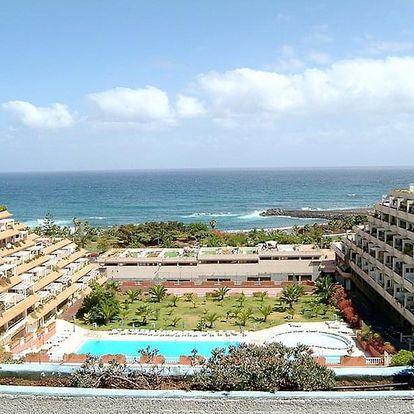 Kanárské ostrovy - Tenerife na 11 až 15 dní, polopenze s dopravou letecky z Prahy