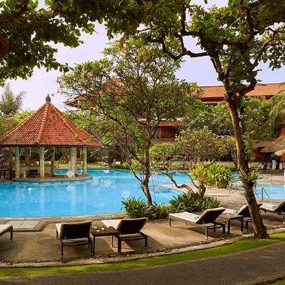 Bali - Sol Beach House Bali Benoa (Benoa) na 10 až 13 dní, all inclusive s dopravou letecky z Prahy