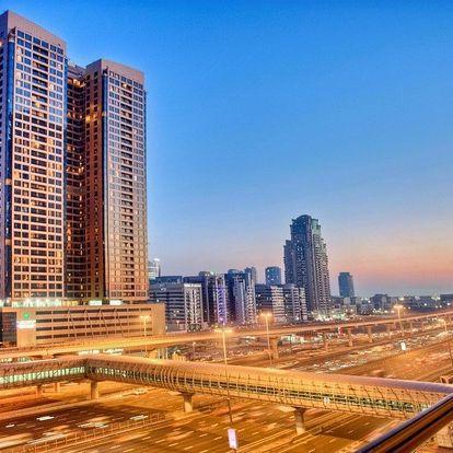 Spojené arabské emiráty - Dubai na 6 až 8 dní, snídaně nebo bez stravy s dopravou letecky z Prahy, Dubai