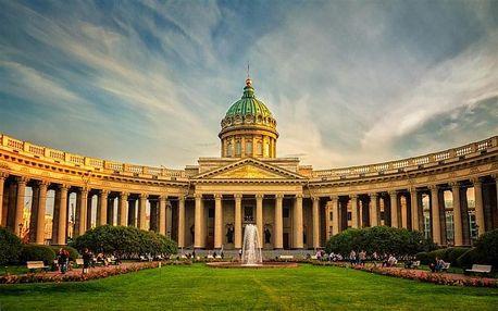 PETROHRAD A LADOŽSKÉ JEZERO, Rusko