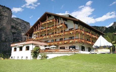 Itálie - Val Gardena - Alpe di Siusi na 4-7 dnů, polopenze