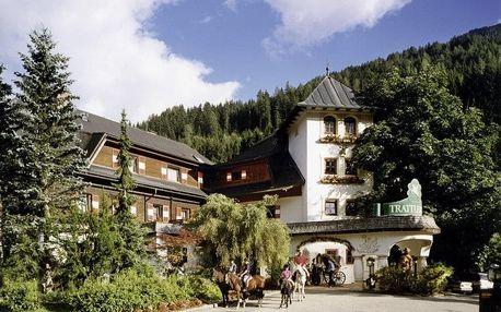 Rakousko - Bad Kleinkirchheim na 3 dny, polopenze, Bad Kleinkirchheim