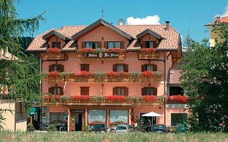 Itálie - Folgaria - Lavarone na 3 dny, polopenze