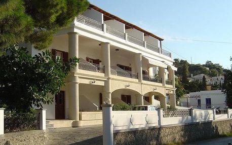 Řecko - Kalymnos letecky na 11-12 dnů, snídaně v ceně