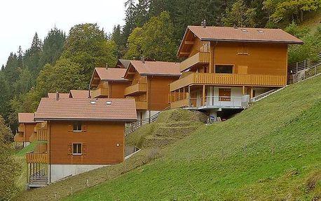 Švýcarsko - Bern na 7 dní, bez stravy s dopravou vlastní