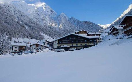 Rakousko - Zillertal 3000 / Hintertux na 4 až 5 dní, polopenze, Zillertal 3000 / Hintertux
