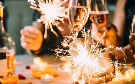 Silvestr na zámku: wellness i novoroční oběd
