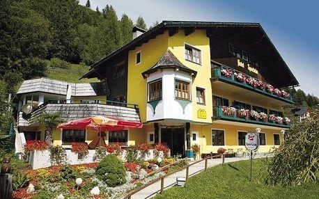 Rakousko - Bad Kleinkirchheim na 4-5 dnů, snídaně v ceně
