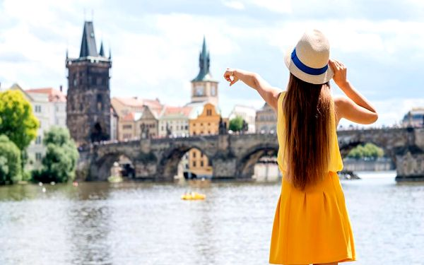 Nezapomenutelný pobyt v Praze v nádherném secesním hotelu - dlouhá platnost poukazu