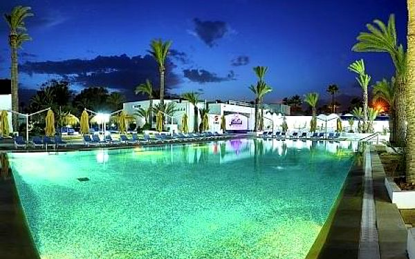 Smy Hari Club Djerba, Djerba, letecky, all inclusive3