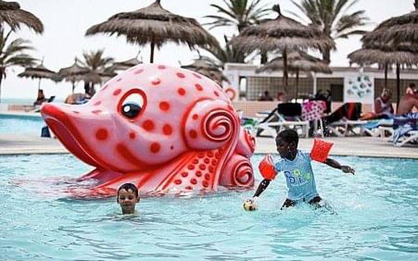 El Mouradi Djerba Menzel, Djerba, letecky, all inclusive2